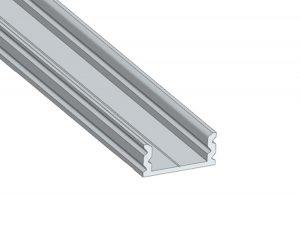 Alumiinium profiil madal, 2m