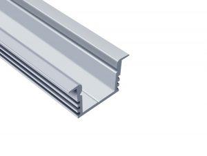 Alumiinium profiil, sügav süvis, 2m